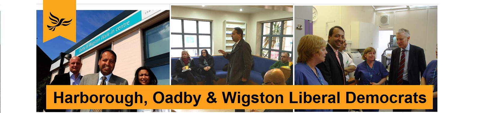 Harborough, Oadby and Wigston Liberal Democrats
