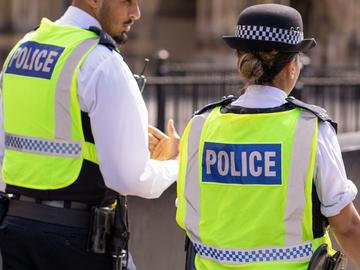 police stock pic
