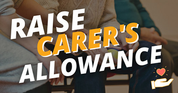 Stand up for Carers